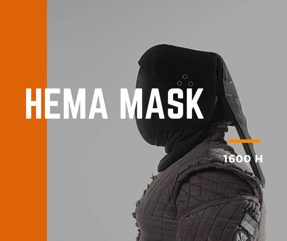HEMA MASK 1600H